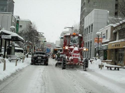 例年通りの積雪6