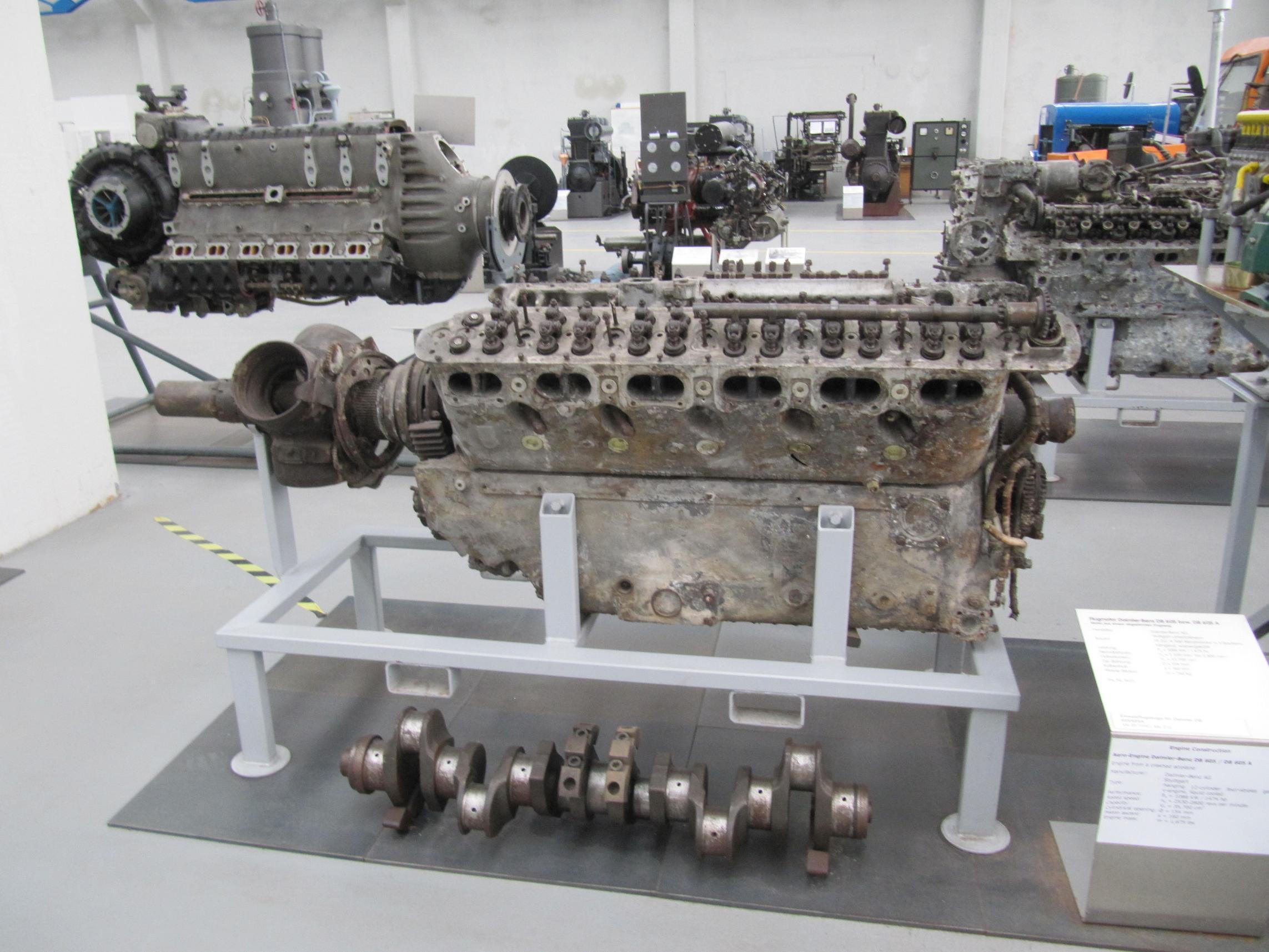 DB 605