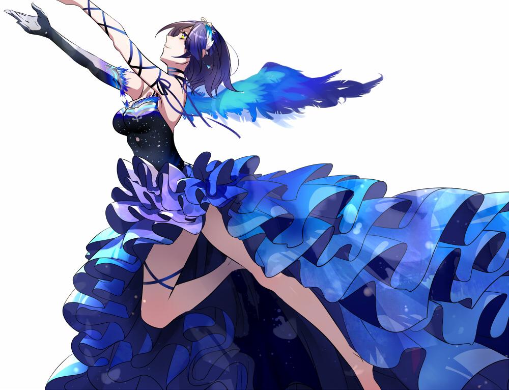 アイドルマスター 速水奏 / THE IDOLM@STER Hayami Kanade #121