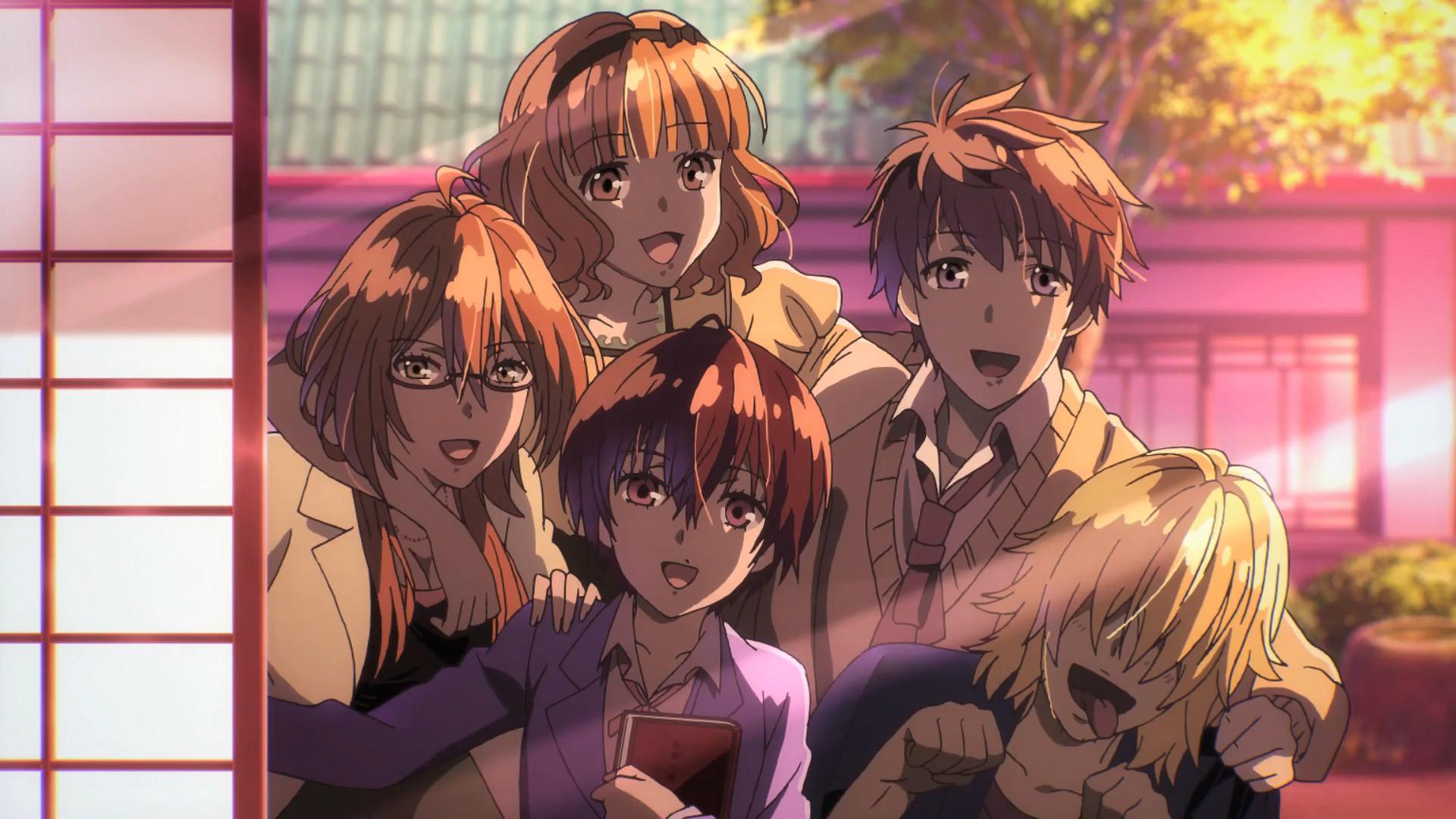 Rekomendasi Anime Genre Slice of Life Terbaik - Part 1