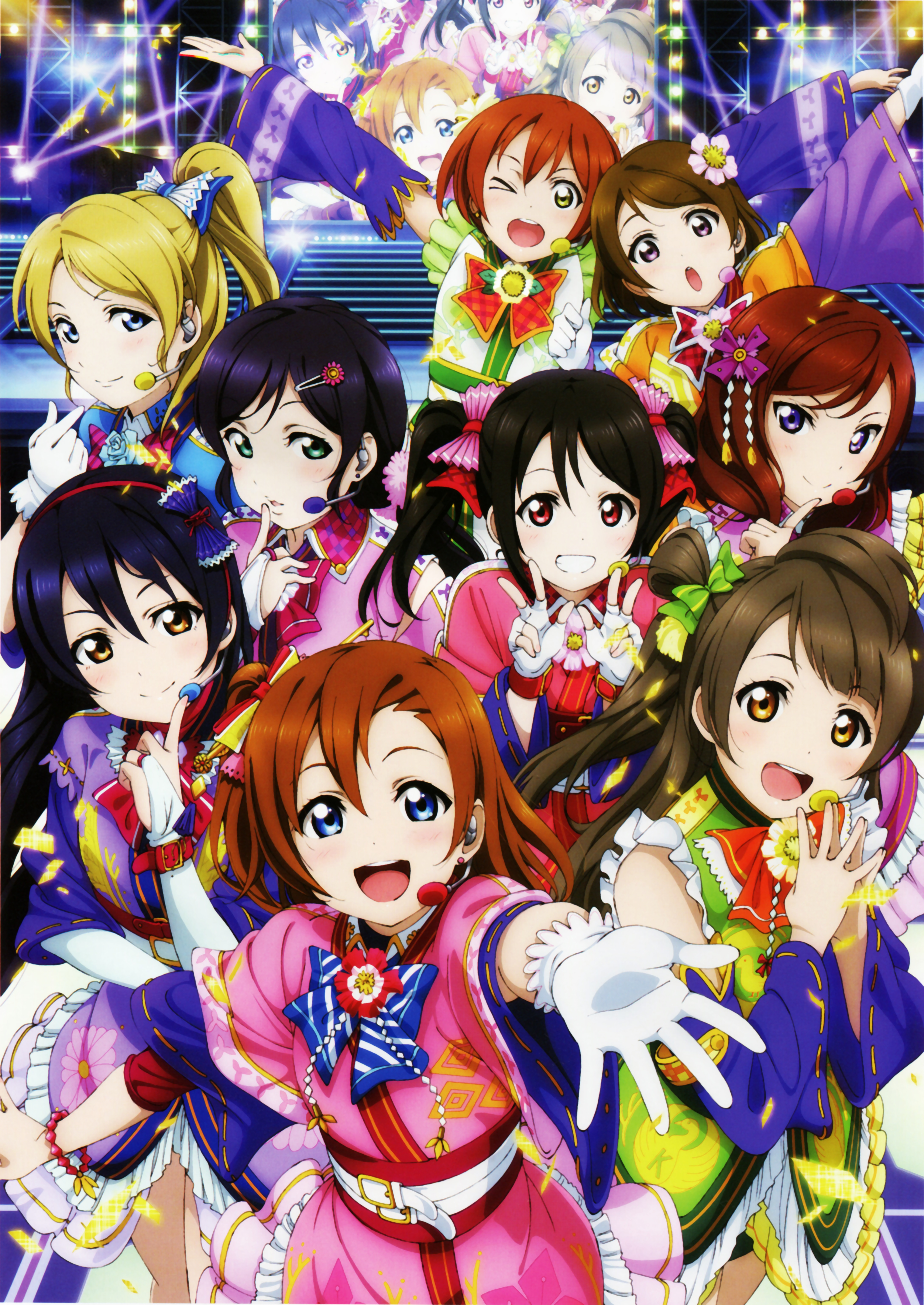 Love Live Wallpaper Iphone : ??? ?? ????? ?? ?????! / LoveLive! #710