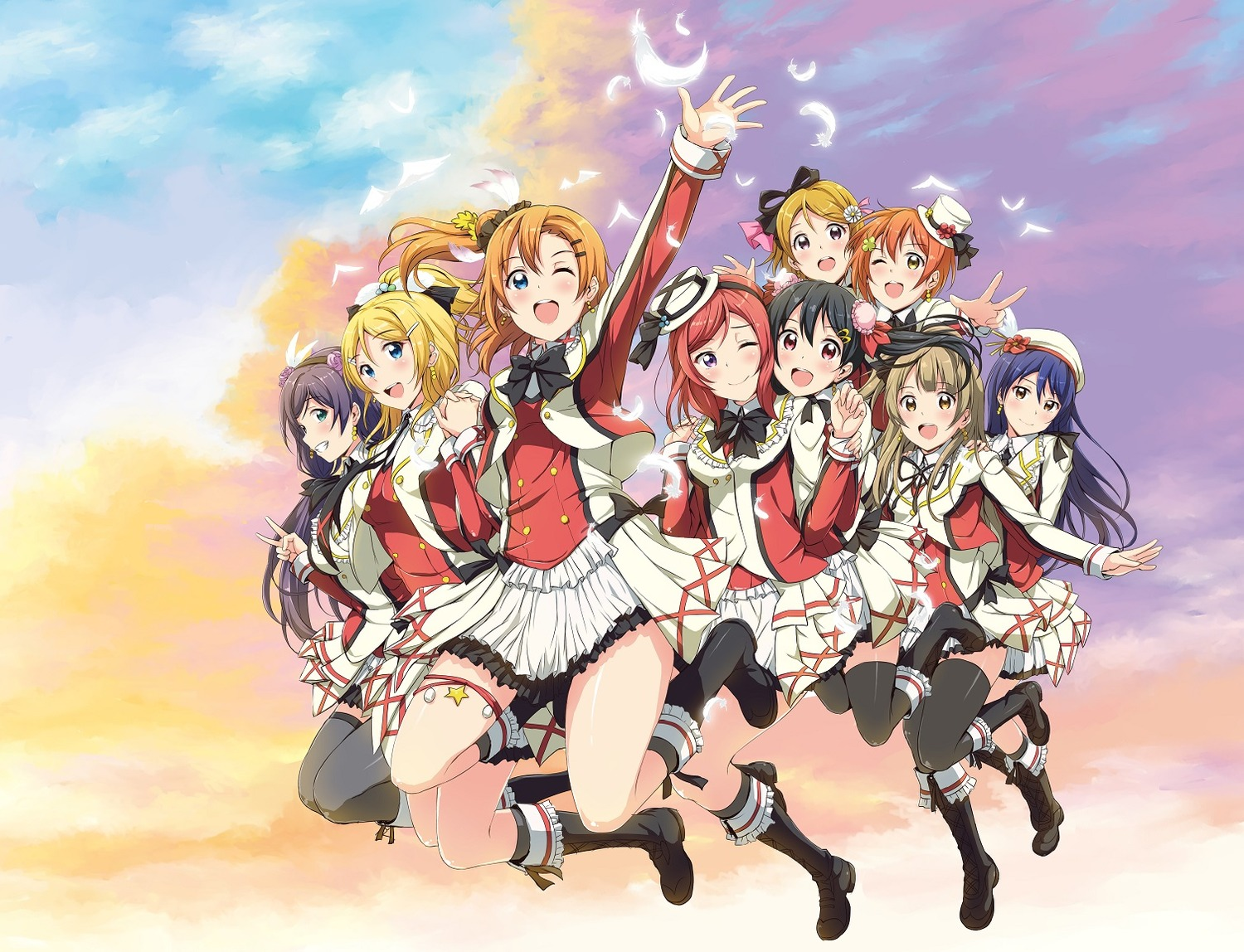 Love Images Live Wallpaper : Love Live! Wallpaper 27 BuyninJapan BLOG