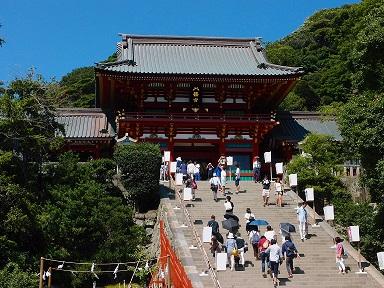 8-6鎌倉八幡宮3e