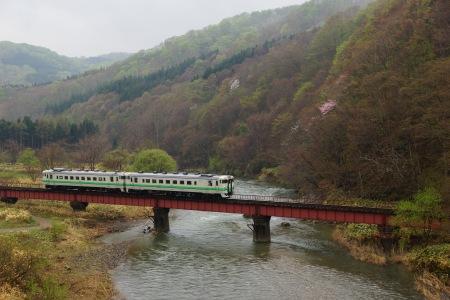 第一天ノ川橋梁
