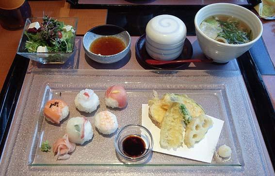 20140712 手まり寿司弁当 18170000