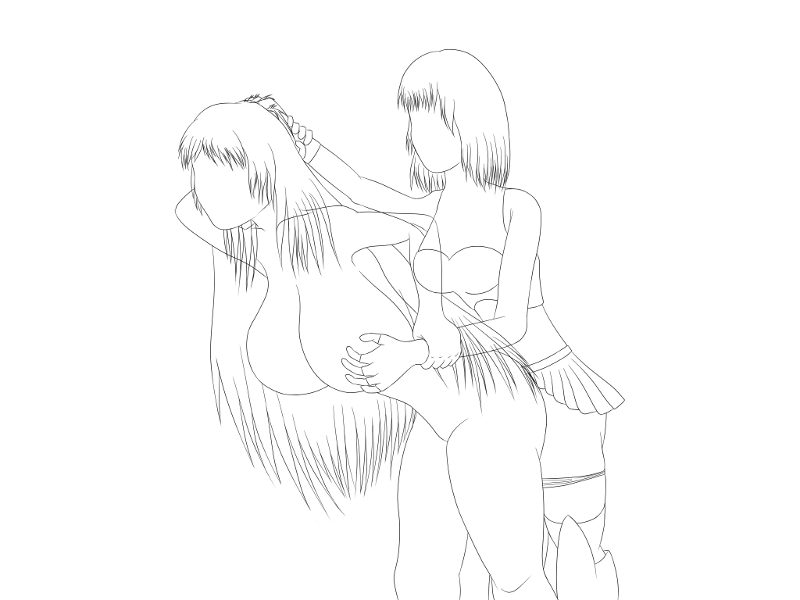 06 アンジェリーナレイプ描きかけ4