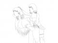 06 アンジェリーナレ○プ描きかけ4