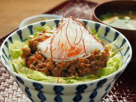 肉味噌丼09