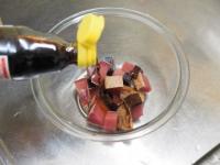 鰹たたきの香味もずく酢和え06