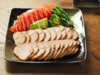豚もも肉のにんにく味噌焼き09