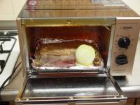 豚もも肉のタバスコ焼き31