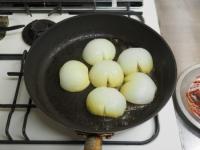 新玉ねぎのベーコン焼き10