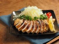 鶏むね肉のタバスコ焼き13