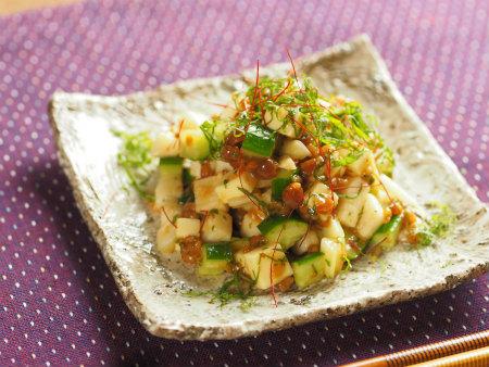 サイコロ野菜のもろみ味噌和05