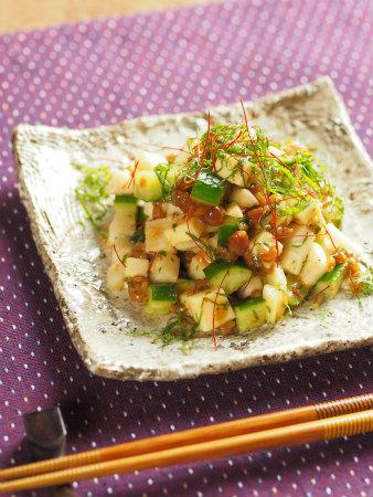 サイコロ野菜のもろみ味噌和12