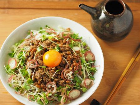 鯖味噌ぶっかけ蕎麦06