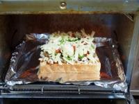 納豆さば味噌ピザトースト32