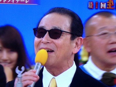 「笑っていいとも!」テーマ曲を最後に熱唱するタモリさん
