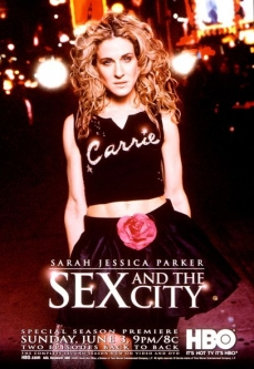 SEX AND THE CITY シーズン4