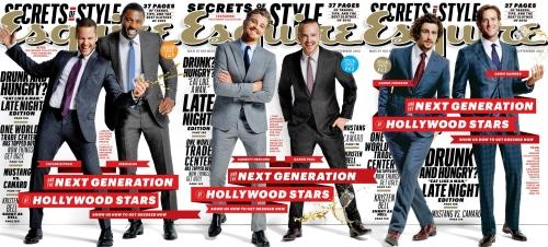 Esquire - September 2012