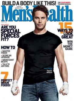 Men's Health - April 2012