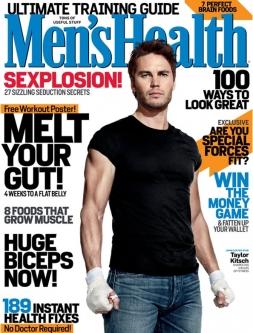 Men's Health - April 2012②