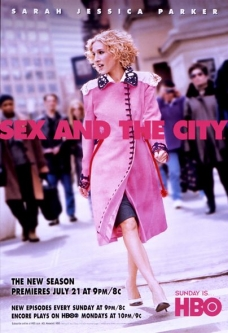 SEX AND THE CITY シーズン5