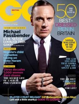 British GQ - February 2014