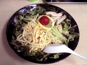 三宅吉祥 冷麺
