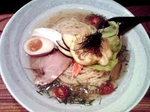NAMBA 龍旗信RIZE 塩冷麺RIZE