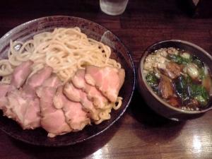 綿麺 フライデーナイト Part65 (14/4/25) 鶏だし醤油つけ麺