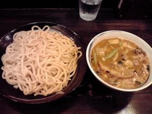 綿麺 フライデーナイト Part68 (14/6/13) 豚骨味噌つけ麺