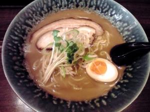 綿麺 和風とんこつ(2014年6月)