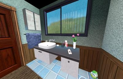 トイレ(洗面所)