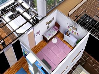 子供部屋(女)2