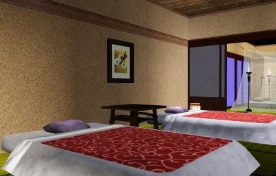 寝室その1