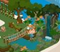 キヨーナの島(幻の青い蝶イベント)