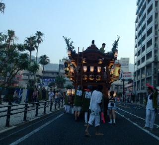 熱海祭り山車
