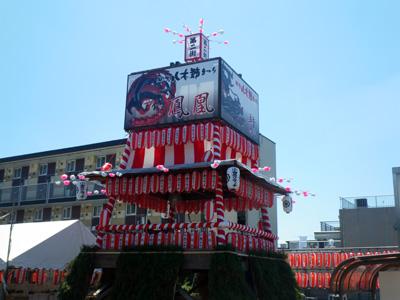 桐生祭り2014