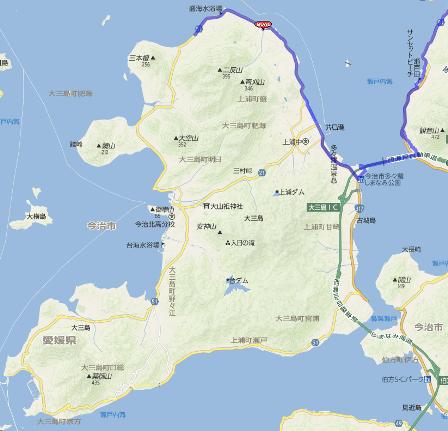 大三島-MAP
