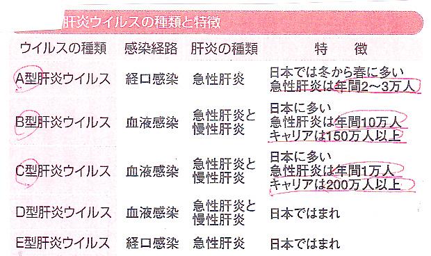 Fujiブログ 1ヶ月前に食べたカキで急性肝炎