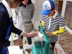 糸ノコ体験2