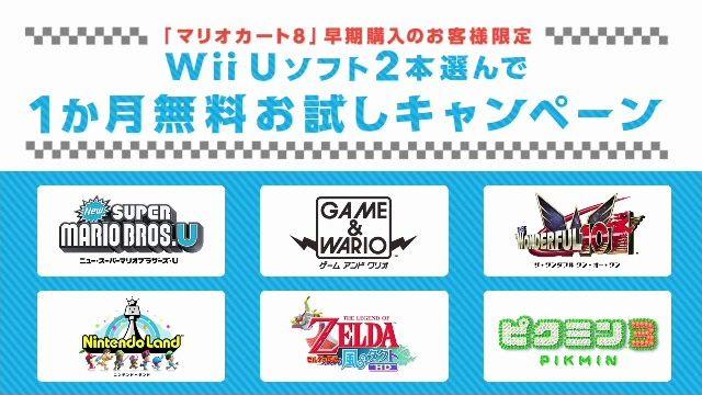 マリオカート8 キャンペーン
