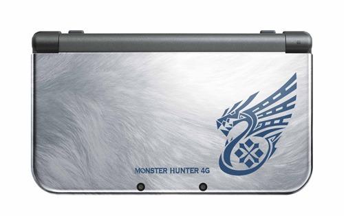 モンスターハンター4G スペシャルパック