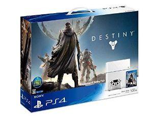 PS4 Destiny Pack