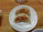 カオタンラーメン 餃子 14.3.15