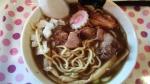 浦島太郎 鰯壇蜜そば 麺 14.4.13