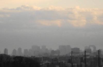 大阪市内方面