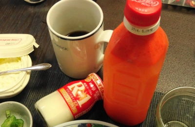 ゲルソンジュース・コーヒー