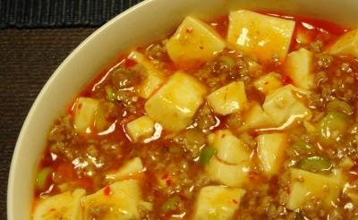 陳・麻婆豆腐UP
